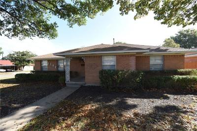 Garland Residential Lease For Lease: 1202 Swallow Lane