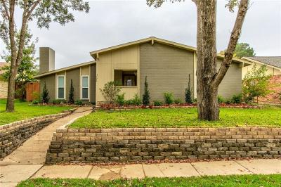 Dallas County, Denton County Single Family Home For Sale: 3126 Chestnut Road