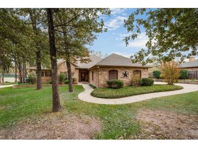 Weatherford Single Family Home For Sale: 1647 Roberts Bend
