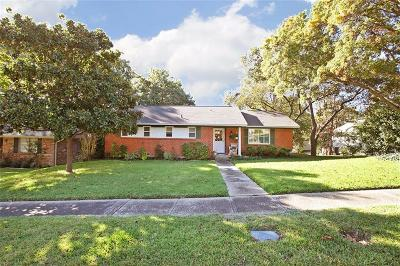 Single Family Home For Sale: 9922 Knoll Krest Drive