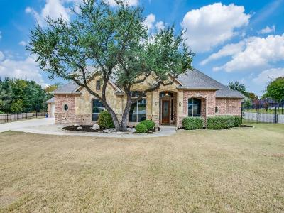 Fort Worth Single Family Home For Sale: 3932 Lakewood Heights Court