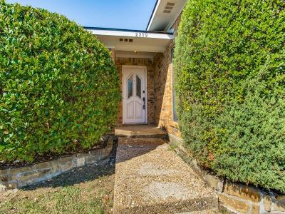 Carrollton  Residential Lease For Lease: 2209 Via Del Norte Circle