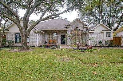 Single Family Home For Sale: 6632 Windrock Road
