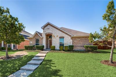 Frisco Single Family Home For Sale: 13809 Badger Creek Drive