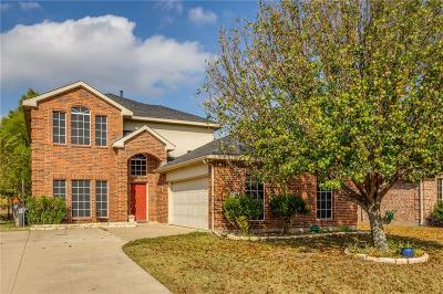 Wylie Single Family Home For Sale: 1709 Rushing Way
