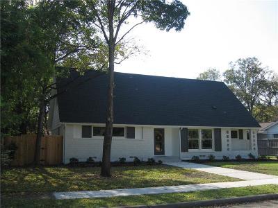 Single Family Home For Sale: 3232 Dothan Lane
