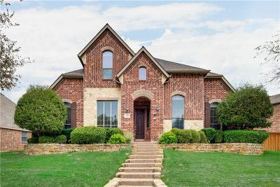 Frisco Single Family Home For Sale: 15062 Woodbluff Drive