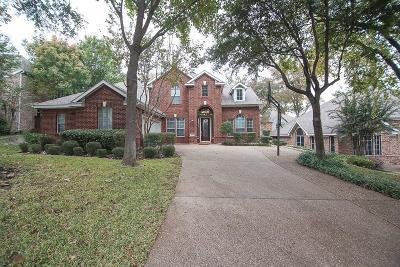 Grand Prairie Single Family Home For Sale: 643 Royalwood Court