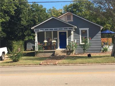 Groesbeck, Kosse Single Family Home For Sale: 510 N Ellis Street