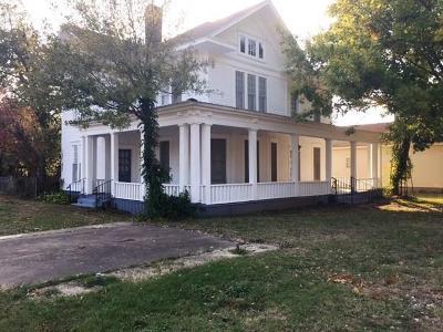 Teague Single Family Home For Sale: 620 Main Street