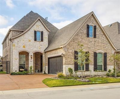 Lewisville Single Family Home Active Option Contract: 636 Royal Minister Boulevard