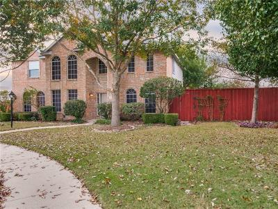 Allen Single Family Home For Sale: 802 Laura Court