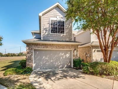 Plano Townhouse Active Option Contract: 10040 Dryden Lane