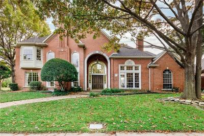 Single Family Home For Sale: 5144 Bellerive Drive