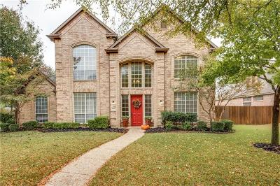 Plano Single Family Home For Sale: 8401 Becket Circle