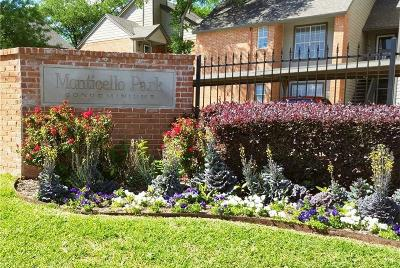 Fort Worth Condo For Sale: 3409 Monticello Park Place