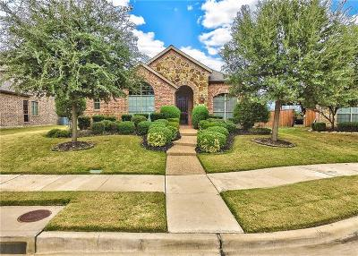 Frisco Single Family Home For Sale: 6078 Dunsford