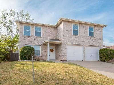 Mckinney Single Family Home For Sale: 2725 Frontier Lane