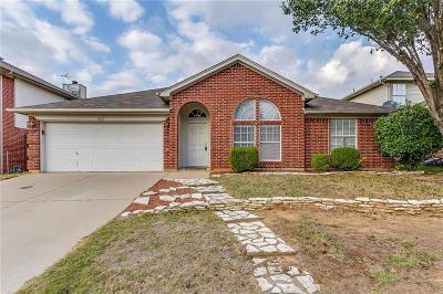 Arlington Single Family Home For Sale: 4215 Bent Oaks Drive