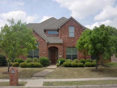 Single Family Home For Sale: 11633 Estacado Drive