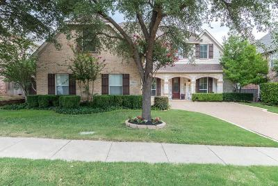 McKinney Single Family Home For Sale: 6704 Ravenwood Drive