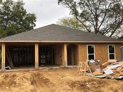 Arlington Single Family Home Active Option Contract: 503 Town North Drive