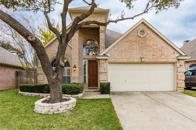 Dallas County, Denton County Single Family Home For Sale: 216 Wellington Road