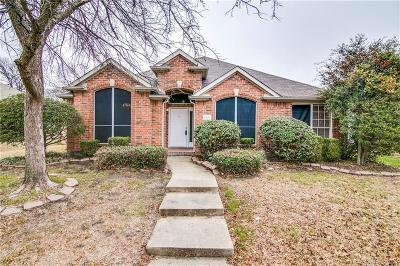 Garland Single Family Home For Sale: 1102 Woodway Drive