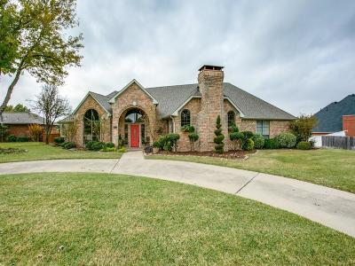 Garland Single Family Home Active Option Contract: 6517 O Malley Court
