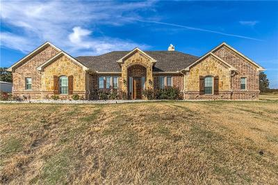 Azle Single Family Home For Sale: 443 Younger Ranch Road