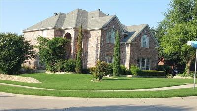 Richardson Single Family Home For Sale: 4401 Crystal Mountain Drive