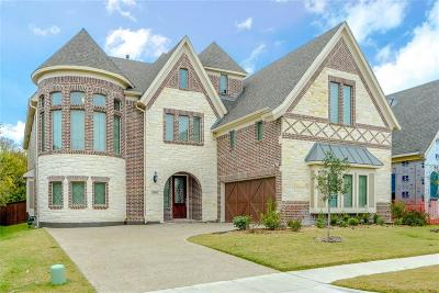 Allen Single Family Home For Sale: 1538 Hennessey Drive