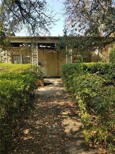 Single Family Home Active Option Contract: 4225 Glenwood Avenue