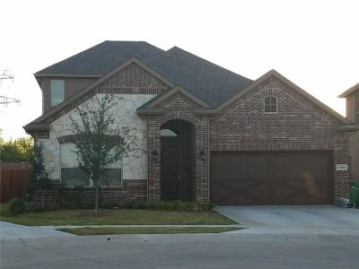 Lewisville Single Family Home For Sale: 2002 Milano Lane