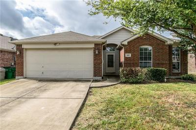 Rockwall, Fate, Heath, Mclendon Chisholm Single Family Home Active Option Contract: 436 Butternut Drive
