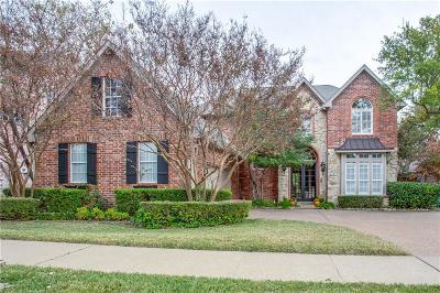 Garland Single Family Home For Sale: 7526 Wellesley Avenue