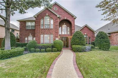 Plano Single Family Home Active Option Contract: 4537 Lone Tree Drive