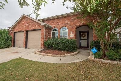 Fort Worth TX Single Family Home Active Option Contract: $205,000