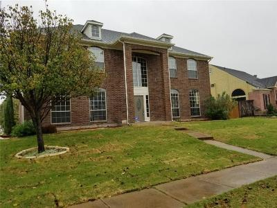 Rowlett Single Family Home For Sale: 8013 Teal Drive