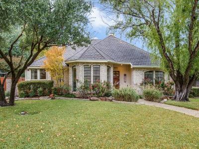 Plano Single Family Home Active Option Contract: 3625 Sailmaker Lane