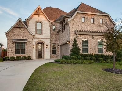 Keller Single Family Home Active Option Contract: 405 Winhall Way