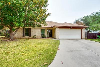 Grapevine Single Family Home Active Option Contract: 2801 Cripple Creek Trail