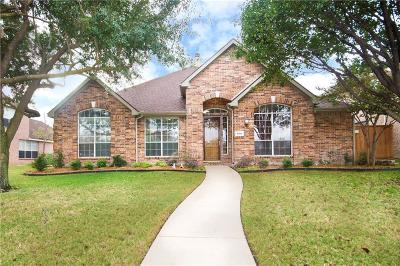 Richardson Single Family Home For Sale: 4504 Greenfield Drive