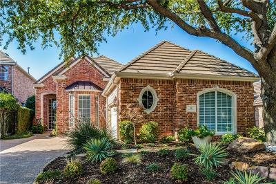 Frisco Single Family Home Active Option Contract: 24 Fairway Drive