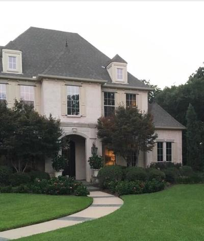 Colleyville Single Family Home For Sale: 6250 Pool Road