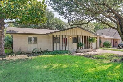 Richardson Single Family Home Active Option Contract: 828 Greenhaven Drive