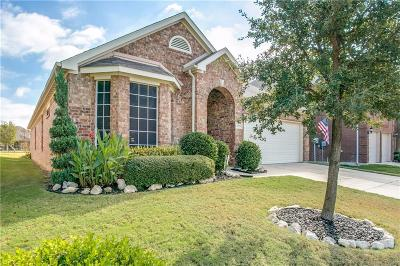 Fort Worth Single Family Home For Sale: 15852 Mirasol Drive