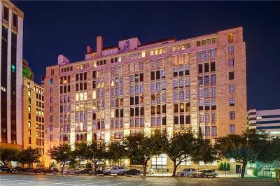 Dallas Condo For Sale: 1122 Jackson Street #311