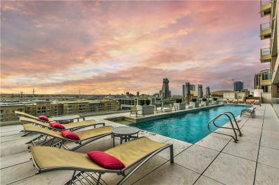 Dallas Condo For Sale: 2408 Victory Park Lane #1039
