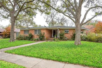Single Family Home For Sale: 331 Classen Drive